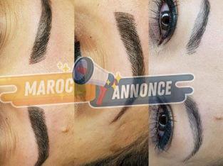 Microblading tatouage plazma