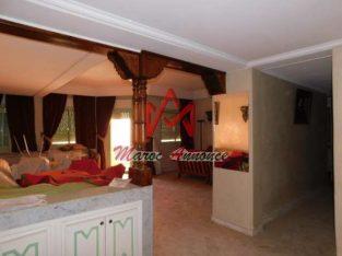 Hivernage Marrakech appartement 136 m² à vendre