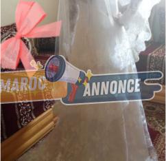 Robe de mariage belge marque originale