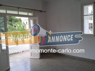 Villa vide à Rabat OLM/aviation