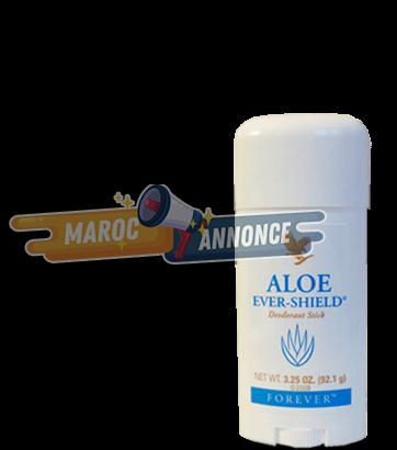 Déodorant stick aloès