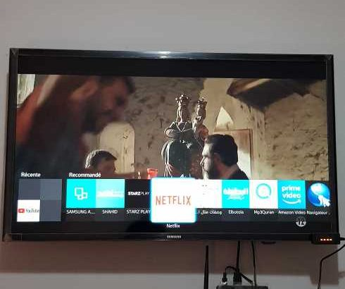 Samsung smart tv 32p