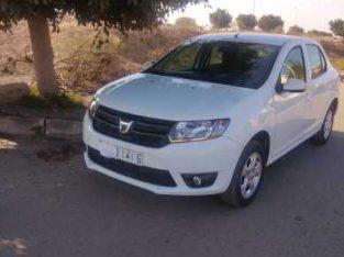Dacia Logan diesel tout option
