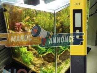 Ph Mètre D'aquarium Pocket Portable