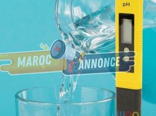 PH numérique automatique test de qualité de l'eau