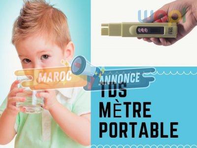 Tds Metre Testeur De Qualité De L'eau Potable