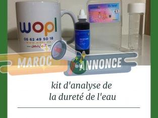 Test Th Test Dureté Eau