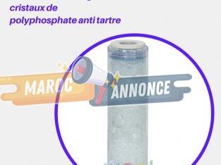Cartouche Rechargeable De Cristaux Polyphosphate