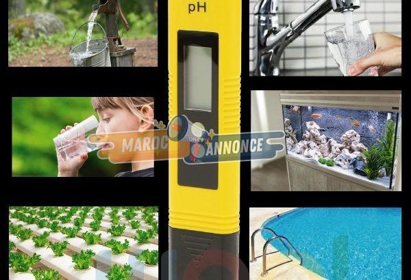 Le Ph-Mètre A Un Large Éventail D'applications