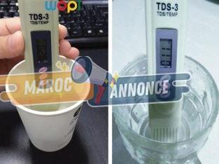 Le Stylo-Test Tds Mètre