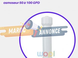 Porte Membrane 50 À 200 Gpd Osmoseur