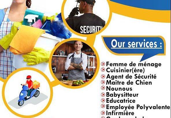 recrutement et placement du personnel