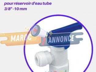 Vanne Fermeture Réservoir Osmoseur 3/8 Pouce