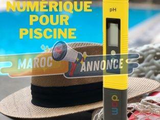 Ph Numérique Portable Pour Piscine