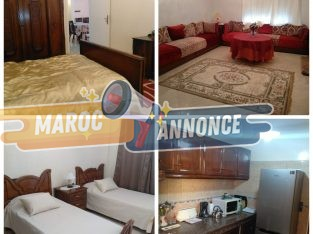 Appartement Meublé Hamria à Meknès