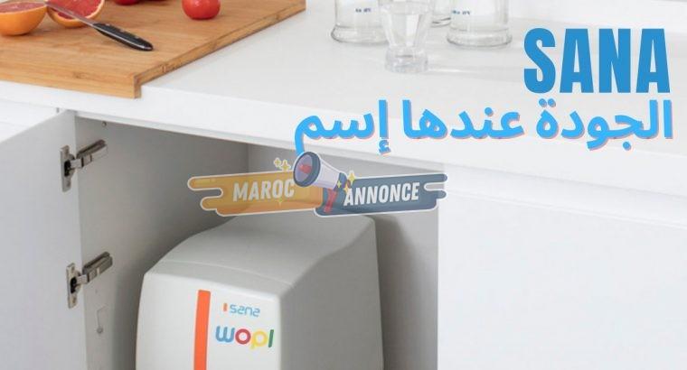 Sana Osmoseur Produit Grand Capacité D'Eau Pure