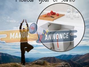Osmoseur SANA 5 étape la marque espagnole